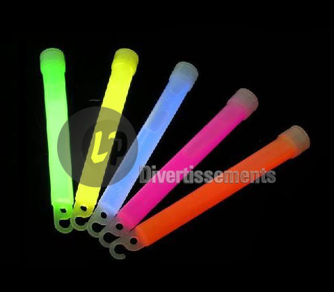 batons fluo fluorescents