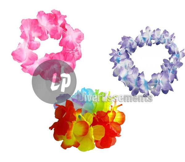 Couronne De Fleur Grossiste Import Bracelets Colliers Et Batons