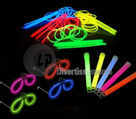 GOODIES LUMINEUX FLUO