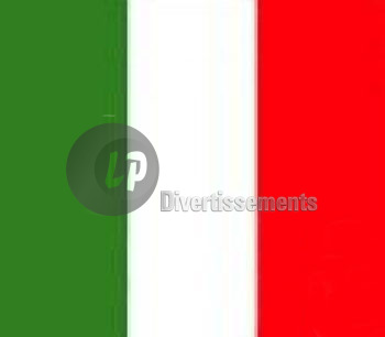 accessoires supporter ITALIE