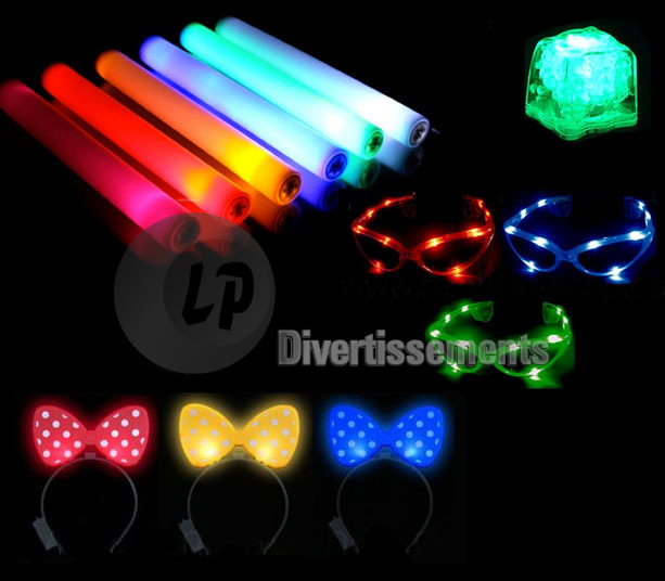 GOODIES LUMINEUX LED