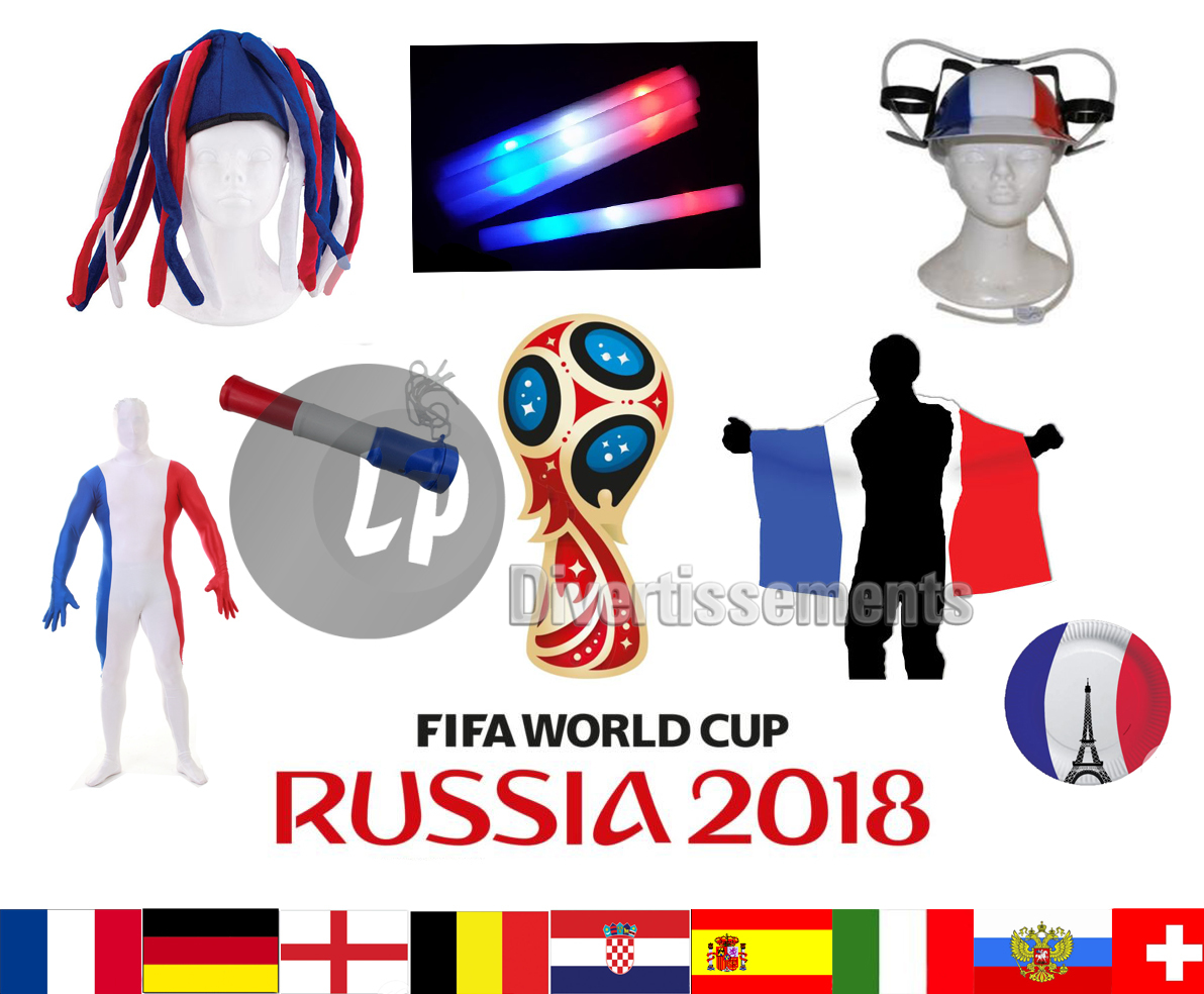 football sport supporter grossiste import bracelets colliers et b tons fluo badges et. Black Bedroom Furniture Sets. Home Design Ideas