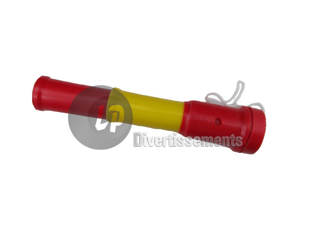 corne air blaster MINI coloris ROUGE & JAUNE & ROUGE