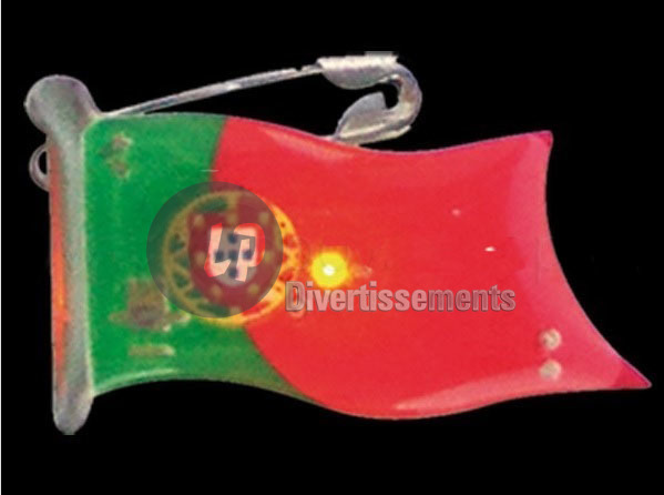 badge/magnet LED Portugal