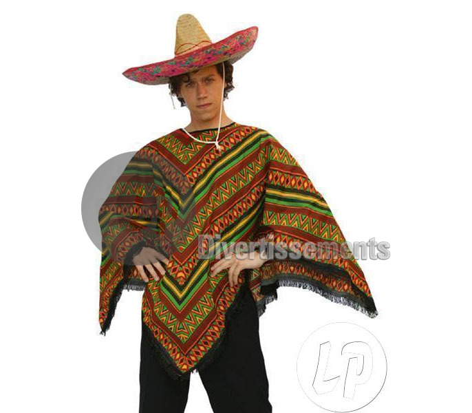 déguisement latino homme
