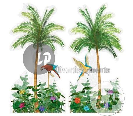 Decoration Hawai