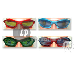 lunettes supporters