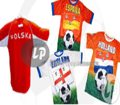maillots supporters