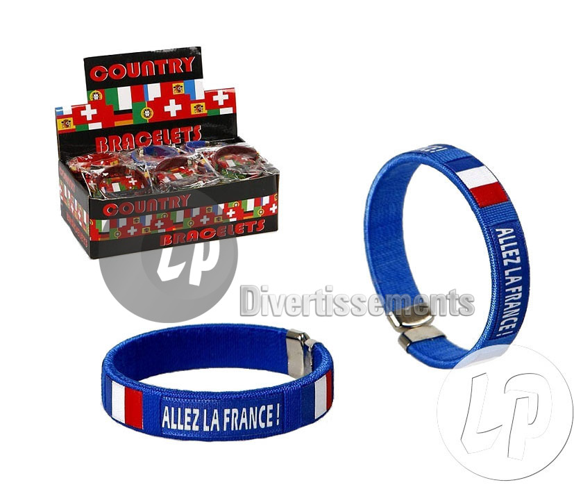 bracelets colliers pour supporte