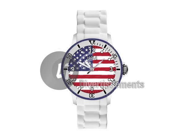 watch silicone gel<br>usa united states