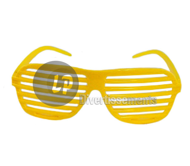 lunettes store FLUO NEON JAUNE