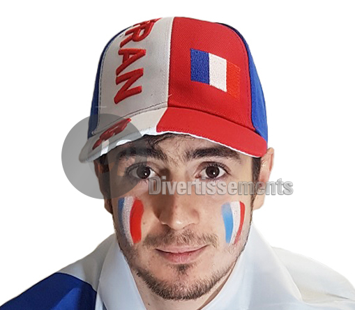 casquette baseball FRANCE