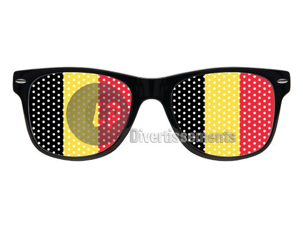 Gläser belgische Netz