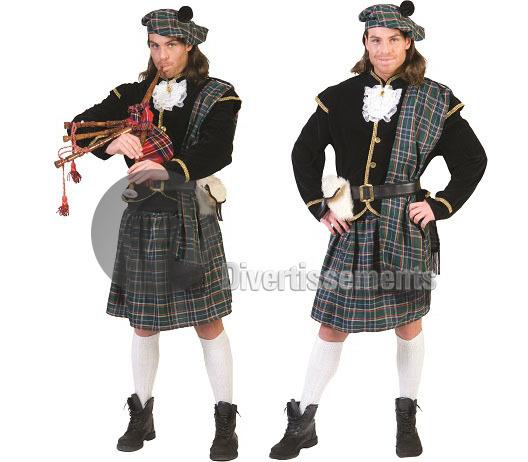 eca82fc0610fe Demande par mail de devis avec marquage. Produit   déguisement d écossais  ...