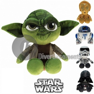peluche Star wars™ MIX 27cm