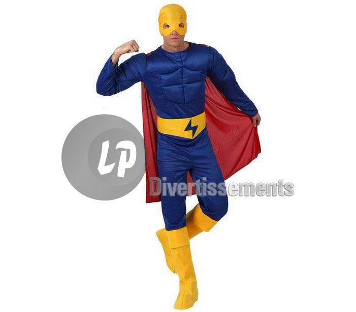 Costume HEROS MUSCLE Taille ML