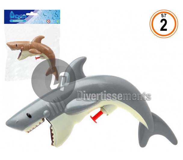 pistolet à eau REQUIN MIX 20cm