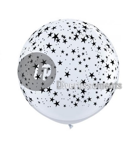 giant white ball<br>1m stars
