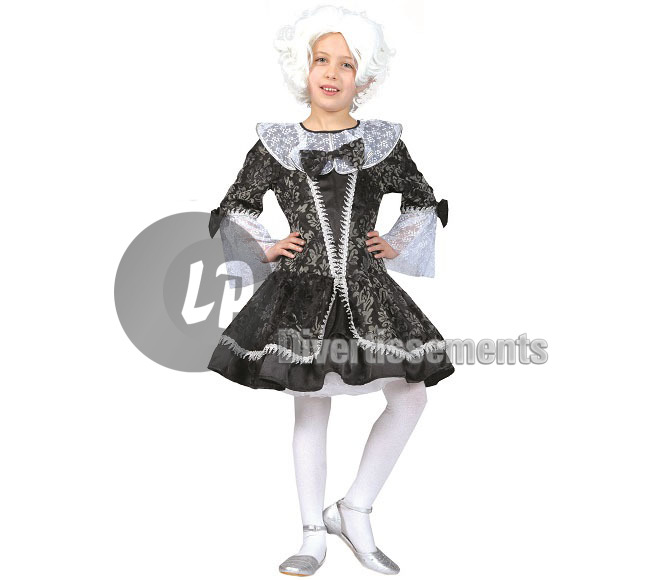 robe BAROQUE Constance fille Taille 116cm