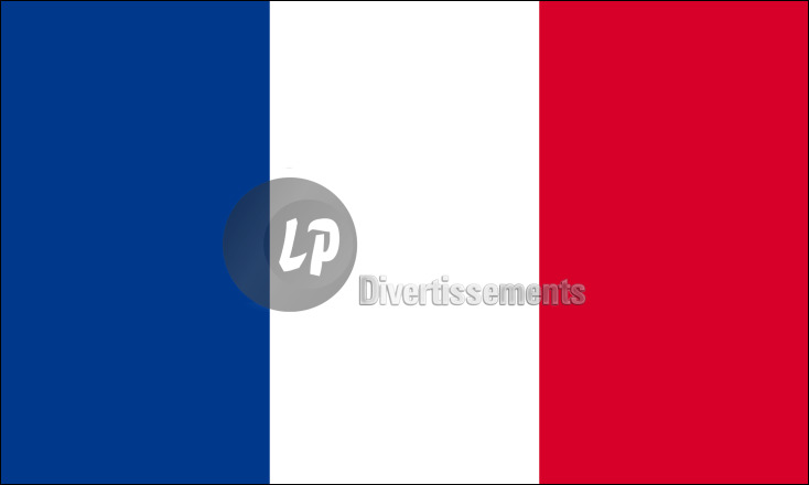 accessoires supporter FRANCE