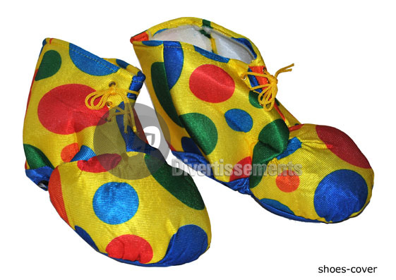 souliers (housses) de clown