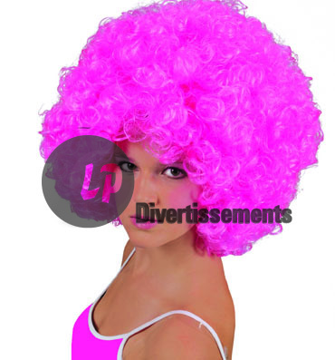 perruque afro grande ROSE