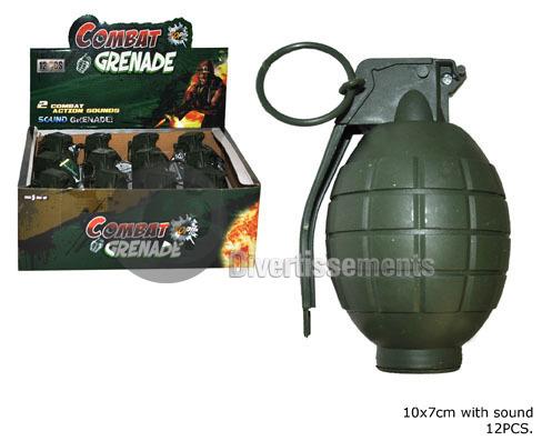 geluid granaat 10cm