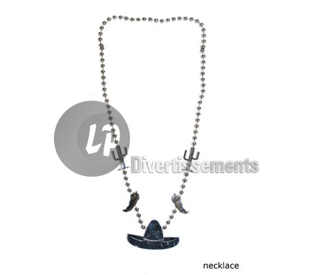 collier MEXIQUE