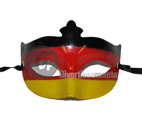masque loup ALLEMAGNE