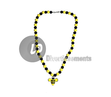 collier abeille