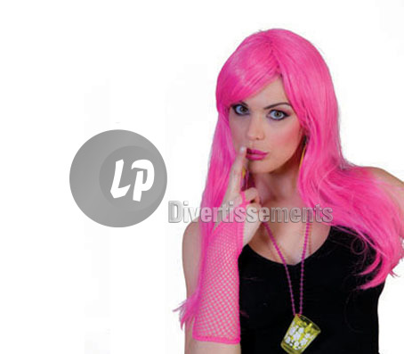 perruque cheveux longs Diva ROSE