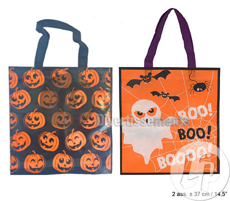 sac Halloween 37cm MIX