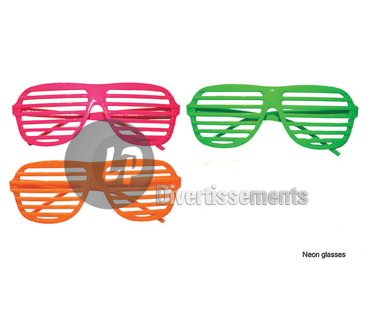 lunettes store FLUO NEON MIX
