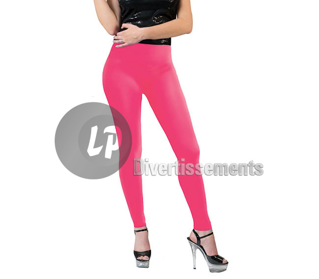 pantalon legging FLUO rose