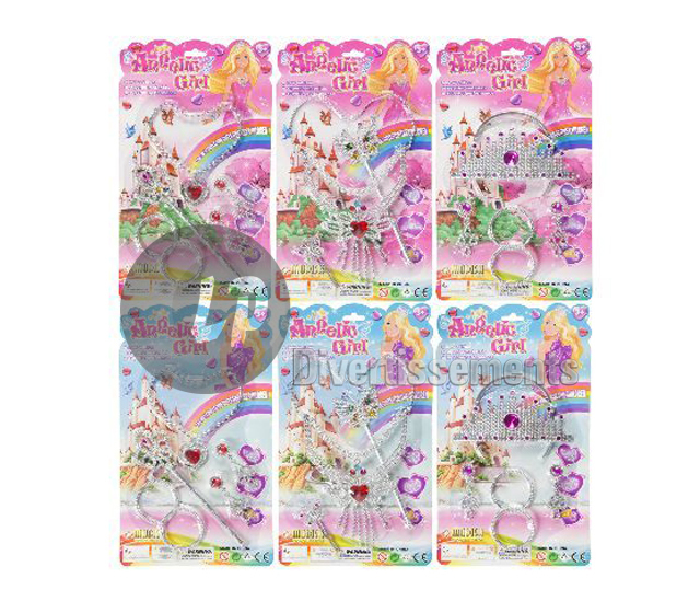 "lot de 240 sets de beauté ""Angelic Girl"" MIX"