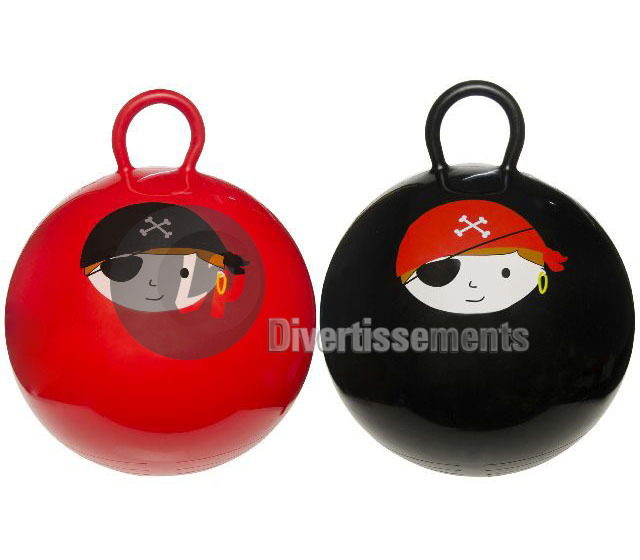 ballon sauteur pirate MIX 46cm