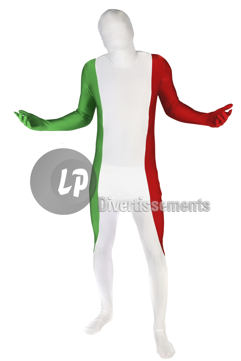 combinaison Morphsuits ITALIE Taille XL