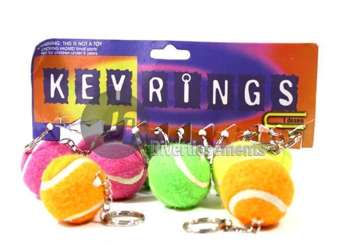Schlüsselanhänger<br>Tennisball