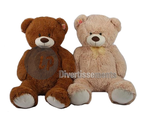 peluche ours MIX 70cm
