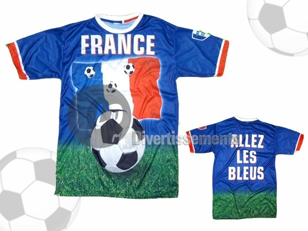 maillot France XXL