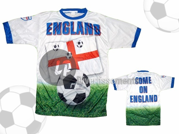 maillot Angleterre XL