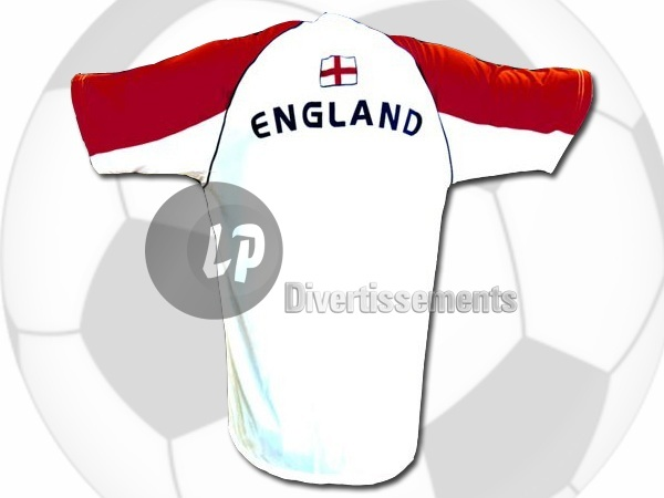 maillot Angleterre BLANC