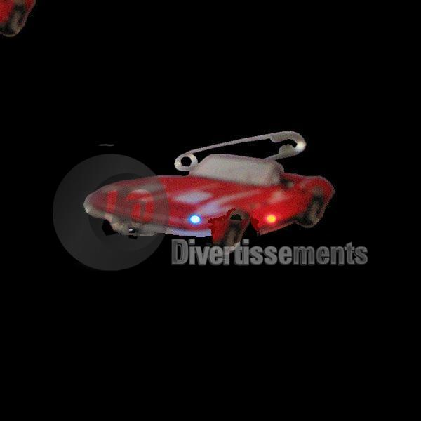 badge/magnet LED cabriolet