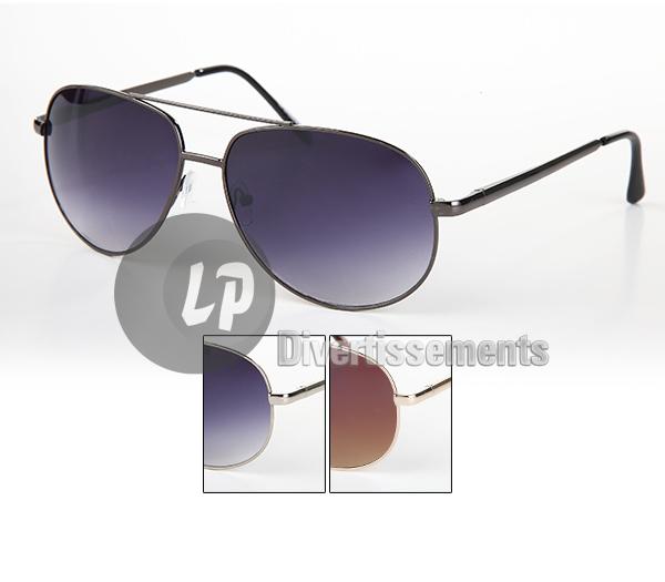 b5b10cdee34eb1 lunettes de soleil pilote aviateur V-1272